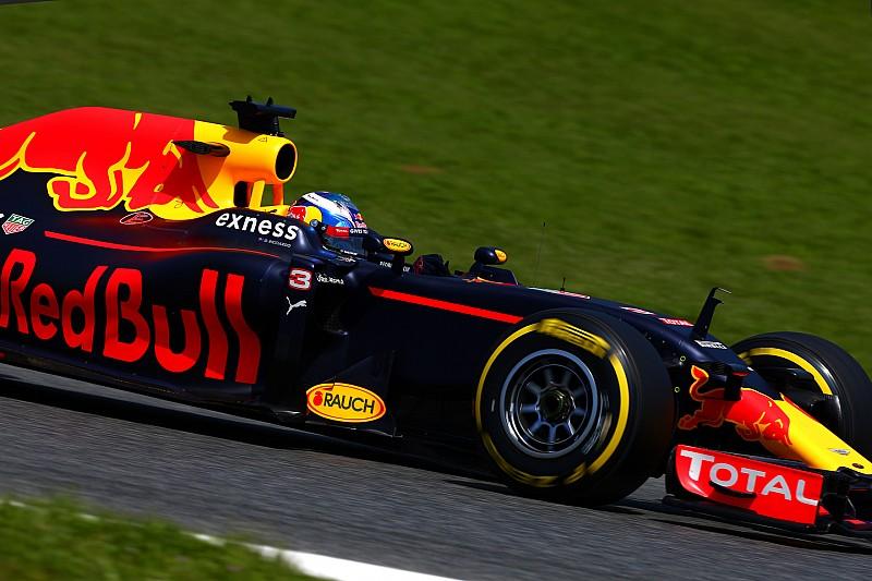 С новой версией мотора Red Bull сможет бороться за победы, считает Риккардо
