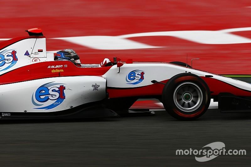 GP3 Barcelona: Albon wint, Nyck de Vries in top-5
