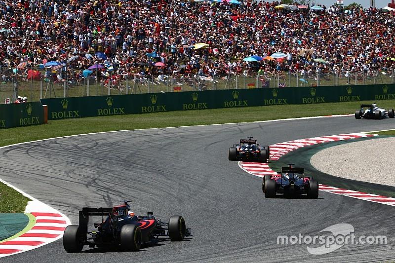 """Alonso: """"Decidieron que me tenía que quedar detrás de Jenson"""""""