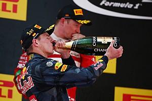Formule 1 Actualités Red Bull - Verstappen
