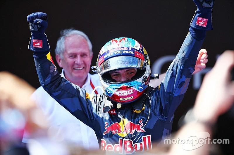 """Verstappen: """"A veces necesitas suerte, y en esta ocasión la creamos"""""""