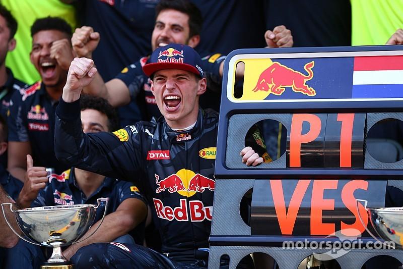 Ein Teenager siegt in der Formel 1: Reaktionen auf den Sieg von Max Verstappen