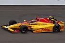 В середу найшвидшим в Індіанаполісі був Хантер-Рей