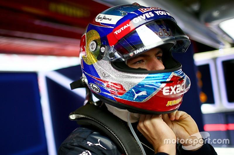 """Verstappen: """"Race gewonnen met inhaalactie buitenom bij Vettel"""""""