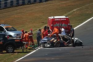F3 Europe Últimas notícias Mesmo jovem, Pedro Piquet coleciona grandes sustos; relembre