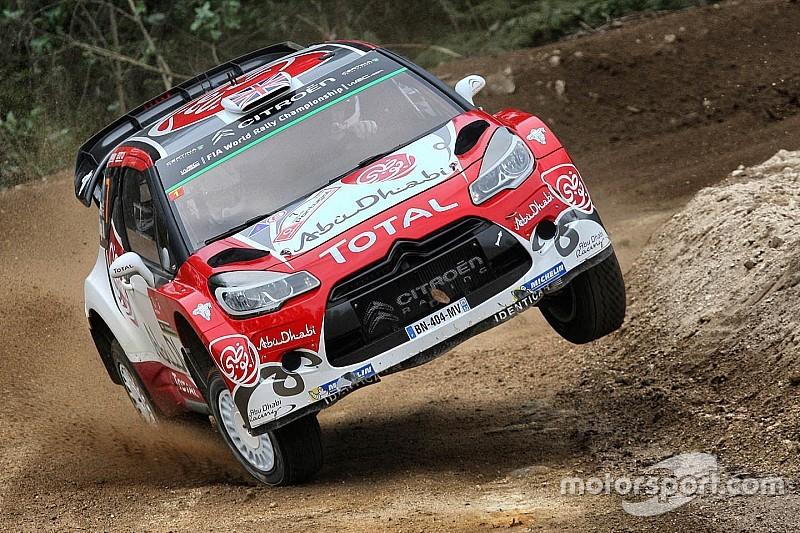 Meeke mantiene el liderato en Portugal, y Sordo cae al 4º puesto
