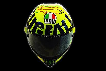 """Galeria: """"Mugiallo"""", o capacete especial de Rossi em Mugello"""