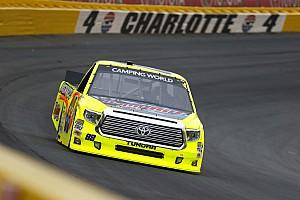 NASCAR Truck Rennbericht Trucks Charlotte: Matt Crafton siegt erstmals
