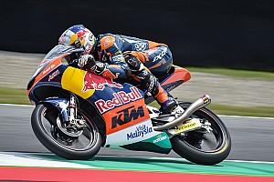 Moto3 Raceverslag Binder wint gigantisch slipstreamgevecht op Mugello