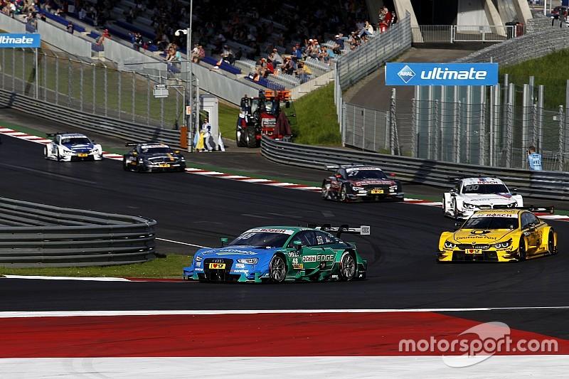 Прямой эфир: воскресная гонка DTM в Шпильберге