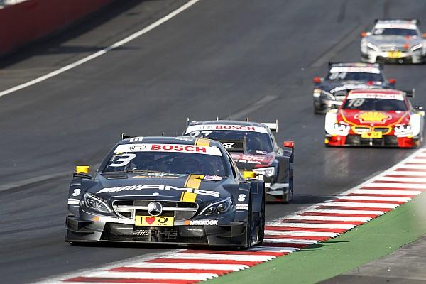 Championnat - Di Resta se maintient en tête