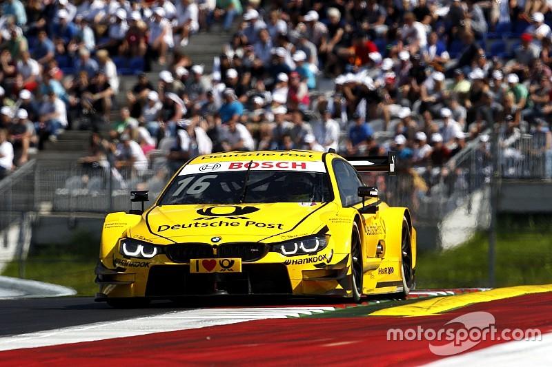 DTM в Шпільбергу: Глок домінує в другій гонці