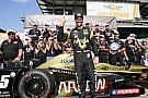 Ein Jahr nach Horrorcrash: James Hinchcliffe beim Indy 500 auf Pole-Position!