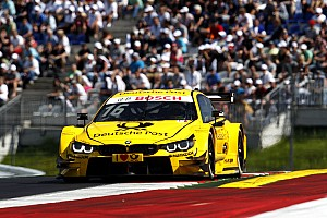 DTM 比赛报告 DTM施皮尔贝格第二回合比赛:蒂莫·格洛克斩获桂冠,梅赛德斯空手而归