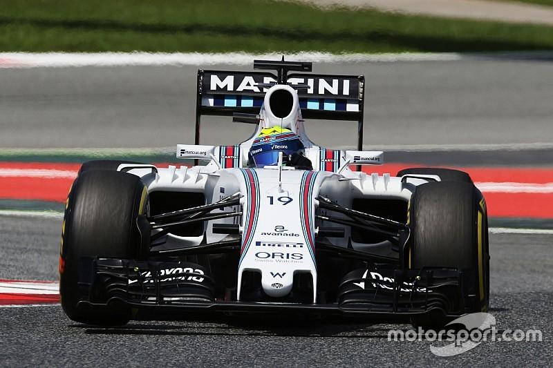 Williams elogia a Massa, pero no lo garantiza para 2017