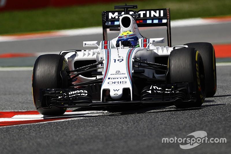 Massa apunta que Williams aún puede pelear ante Red Bull