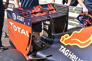 技术短文:红牛RB12的尾翼端板