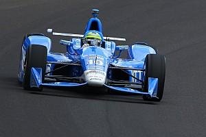 IndyCar Relato do treino livre Tony Kanaan lidera ensaio final para a Indy 500