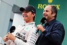 Berger gestiona la negociación de Rosberg con Mercedes