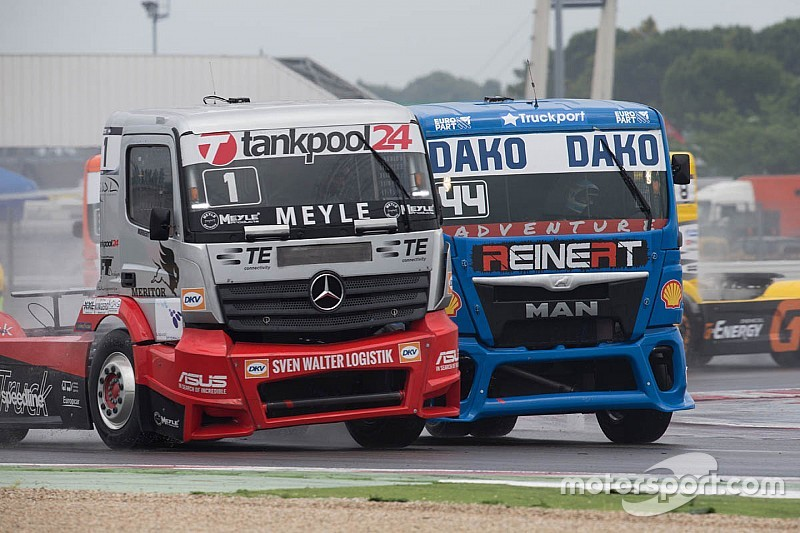 Video: Die Höhepunkte der Truck-EM in Misano
