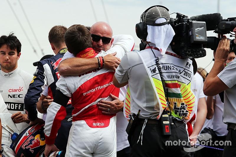 """""""Los pilotos tienen miedo a hablar del accidente de Jules"""", dice su padre"""