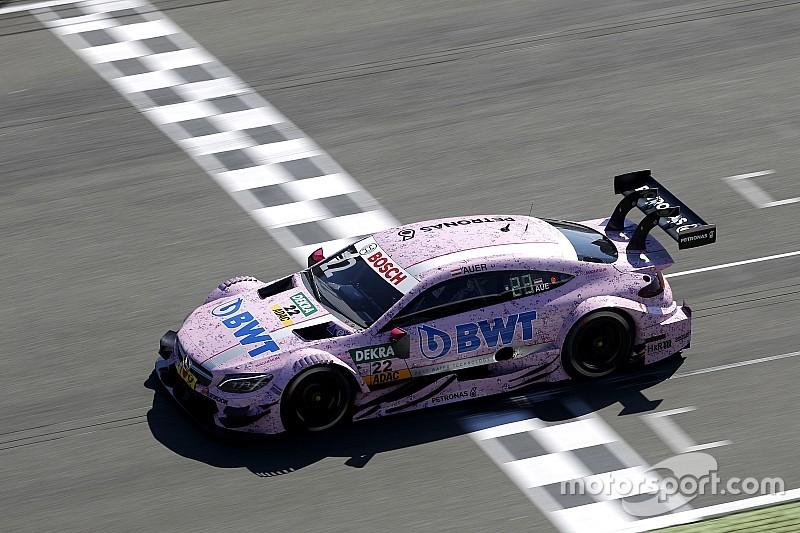 DTM Lausitzring: Lucas Auer überrascht mit Bestzeit, BMW nicht in den Top 12