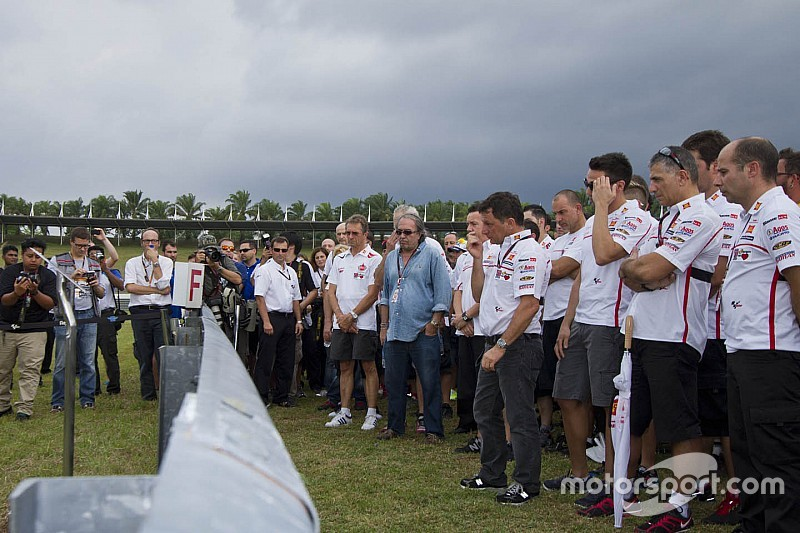 La tragedia sacude de nuevo el mundial de MotoGP