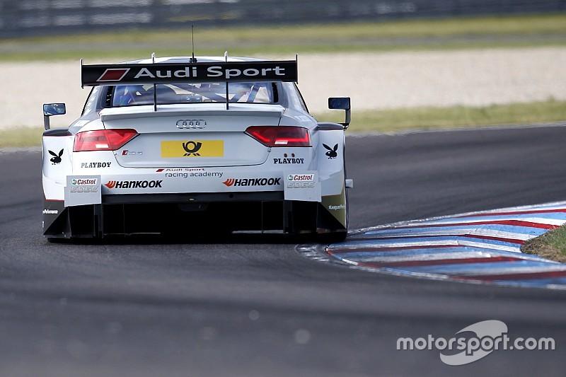 DTM Lausitzring: Nico Müller übernimmt die Spitze für Audi