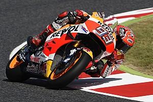 MotoGP Qualifiche Marquez profeta in patria: che pole a Barcellona! Rossi quinto