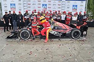 IndyCar Résumé de course Sébastien Bourdais, un vainqueur surpris à Detroit!