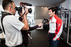 """勒芒24小时耐力赛 突发新闻 韦伯谈勒芒:""""我们有状态和速度,并充分相信自己!"""""""