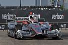 Power aparece al final y gana el GP de Detroit de IndyCar