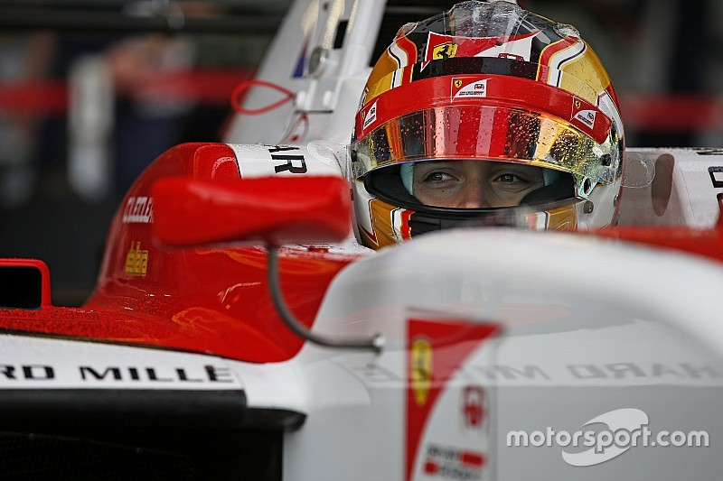 Леклерк домінує в перший день тестів GP3 в Австрії