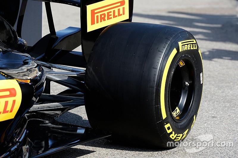Pirelli: Нові шини будуть «дивовижними»