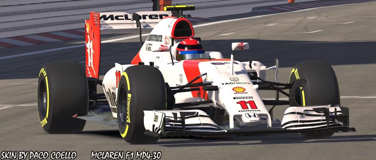 Amikor otthon vezetheted Alonso és Button McLaren-Hondáját
