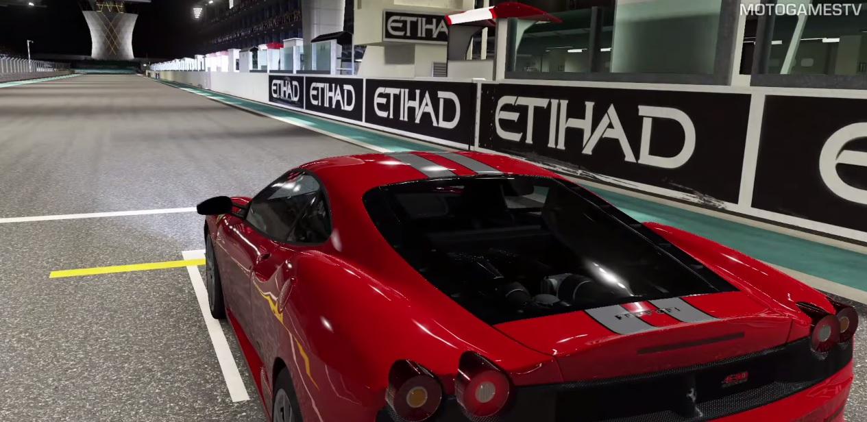 Forza Motorsport 6: Ferrari 430 Scuderia a játékban