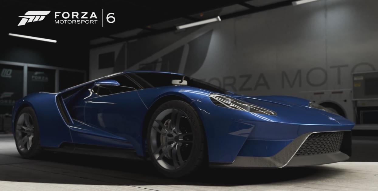Forza Motorsport 6: Lenyűgözően szép lesz!