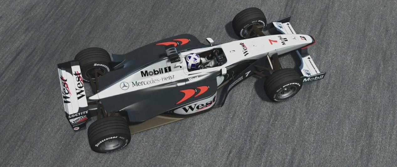 Assetto Corsa: Már ezért megérné megvenni a játékot! McLaren MP4-13