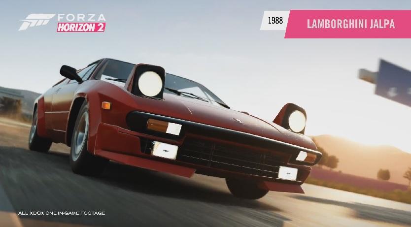 Forza Horizon 2: Új autók a játékhoz (Xbox One)