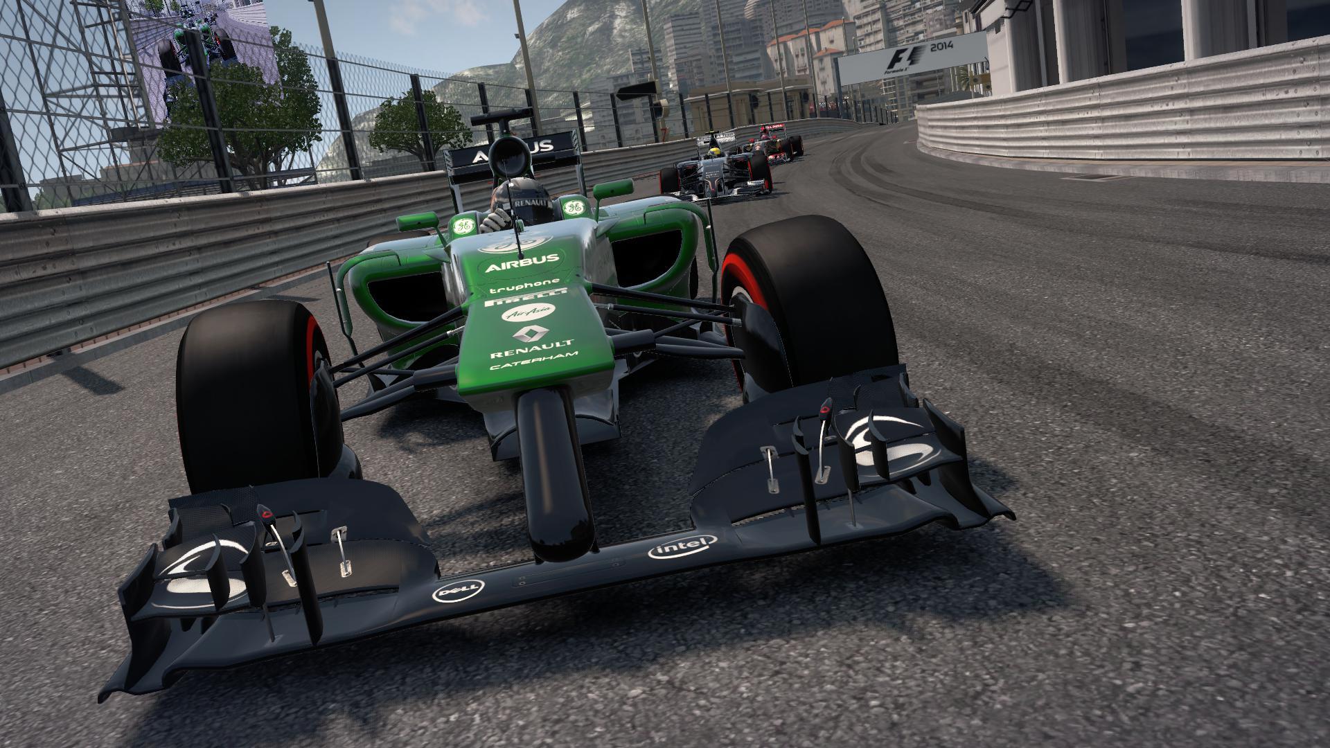 F1 2014: Ezeket a kormányokat támogatja a játék