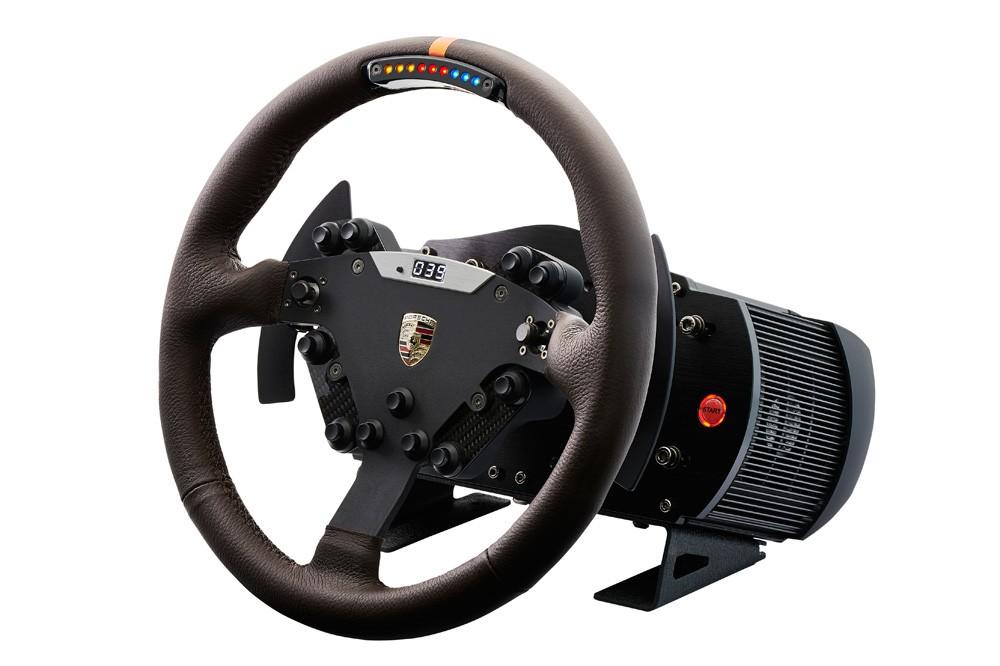 Egy szimulátoros kormány, amitől lemész hídba: Minőség, élmény, Fanatec Porsche!