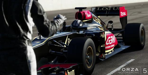 Forza Motorsport 5: F1-es autóval a Nürburgringen
