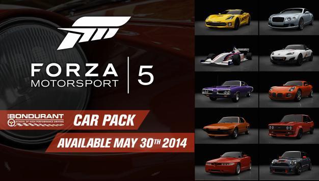 Forza Motorsport 5: Új autók érkeztek a next-gen autós játékhoz