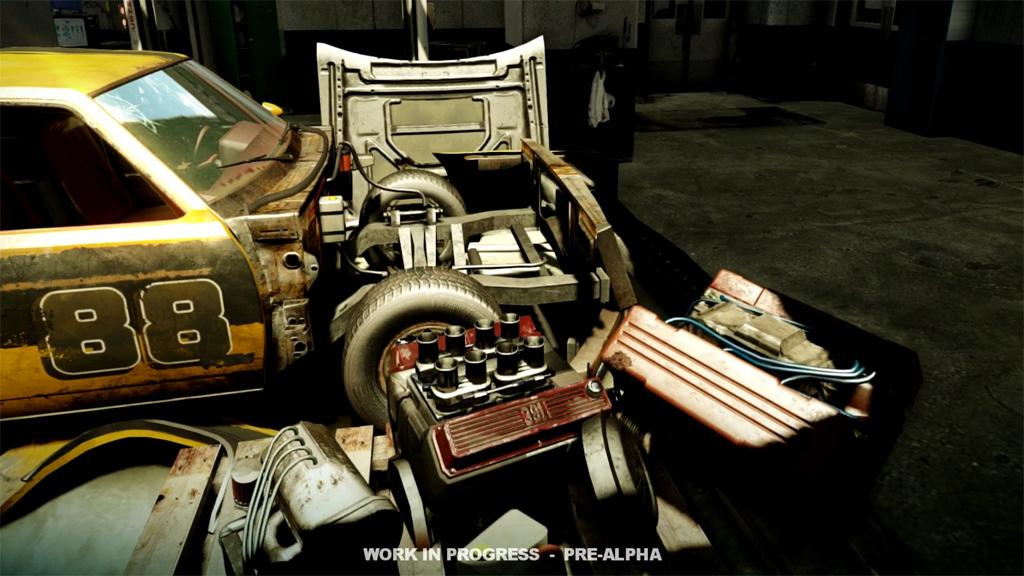 Next Car Game: Játékmenet