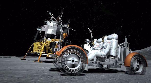 Gran Turismo 6: Ilyen, amikor a Holdon száguldozol