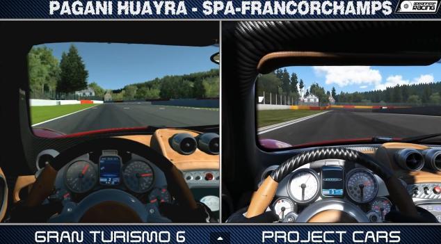 Gran Turismo 6 Vs. Project CARS: Melyik a jobb?
