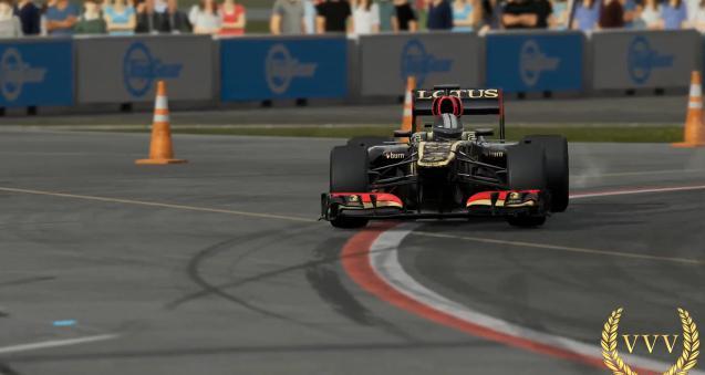 Forza Motorsport 5: Egy F1-es autóval a Top Gear tesztpályáján