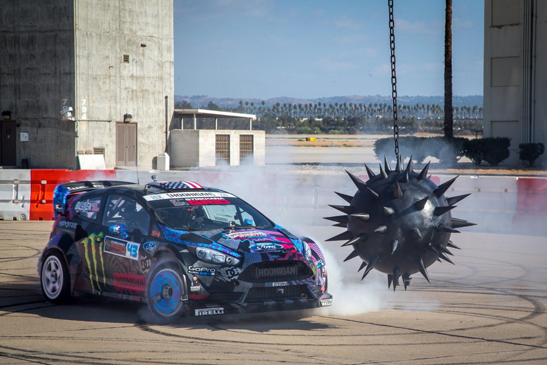 Need For Speed: Gymkhana SIX: Így készült