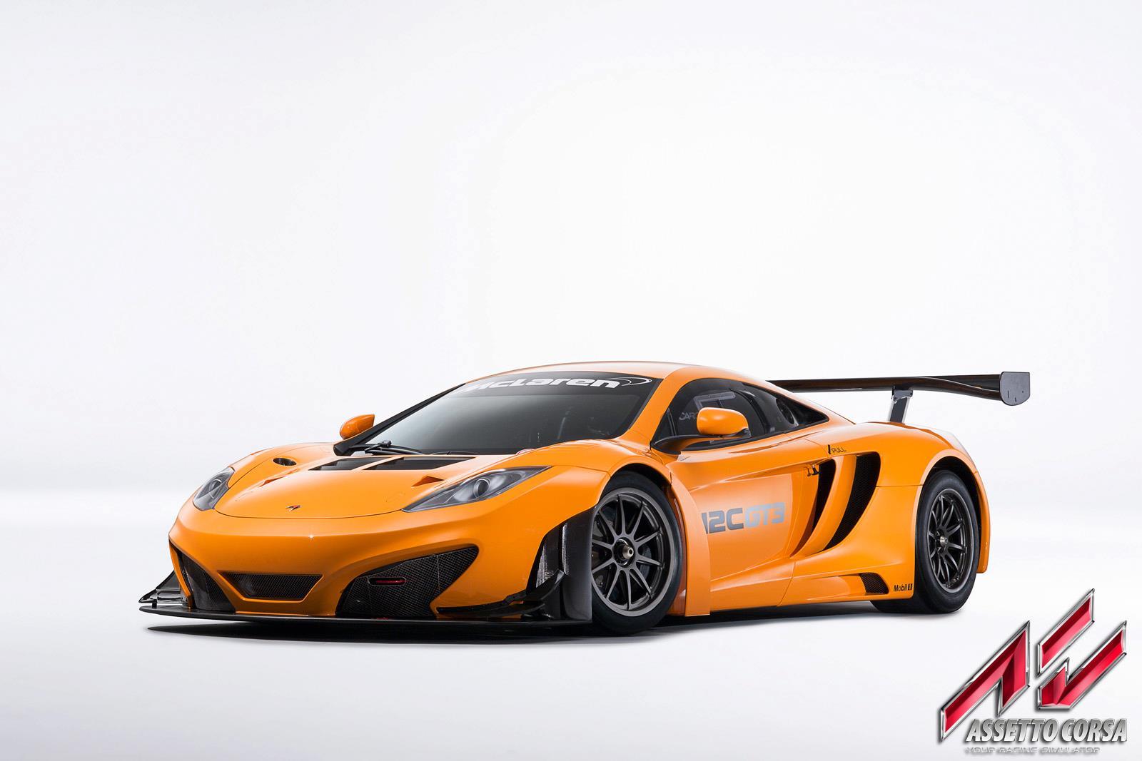 Assetto Corsa: Hivatalos megállapodás a McLarennel