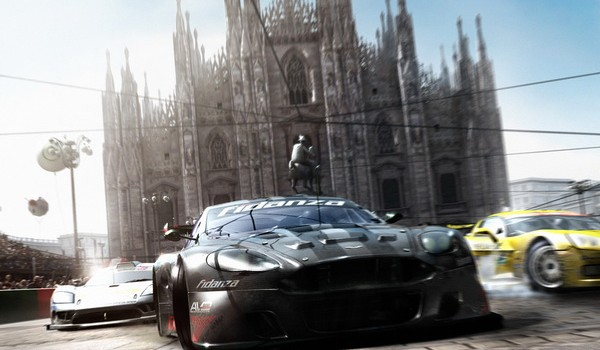 GRID 2: Egy új videó a játékról